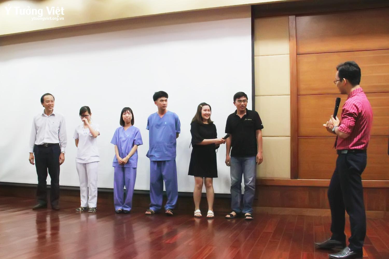 Bệnh viện Đại học Y Dược - Kỹ năng Giao tiếp